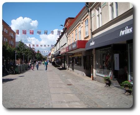 sommar i Karlshamn