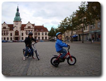 pojkarna cyklar