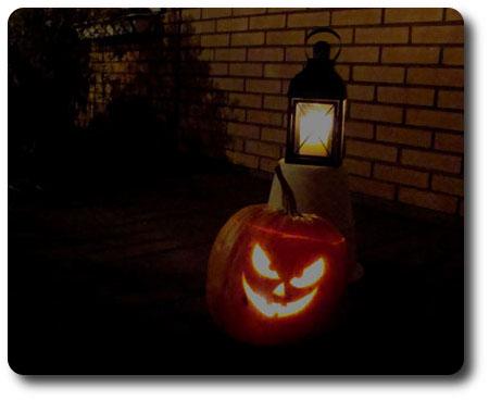 Halloweenlykta