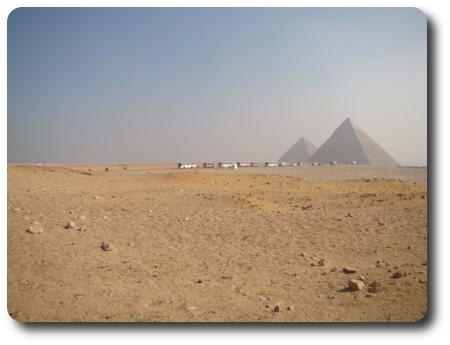 """Är pyramiderna med på din """"måste göra innan jag dör""""-lista?"""