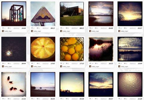 förstora bilder instagram