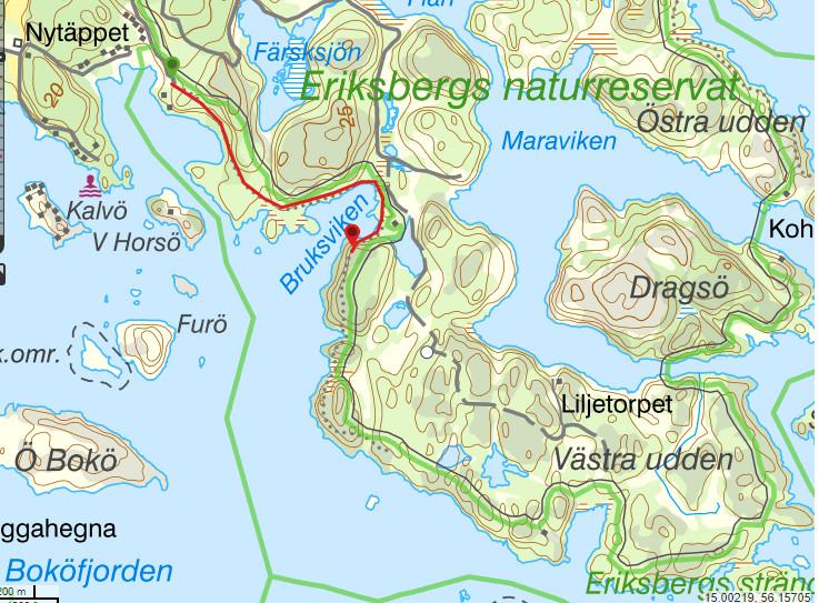 Eriksbergsstränder